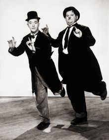 Laurel & Hardy in Way Out West