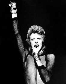 Ziggy Stardust on Stage